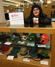 hats display