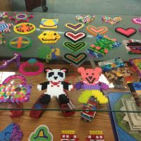 Display: The Bead and Lego Museum