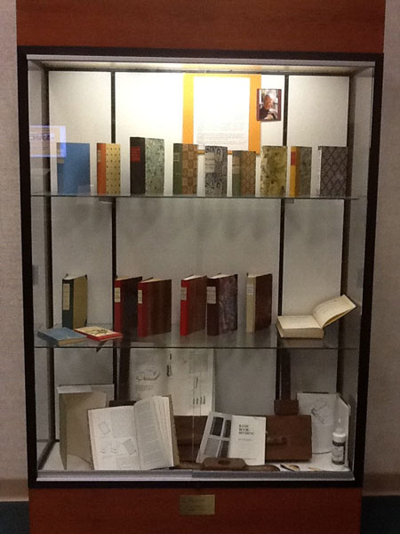 book binding Heinz Fritzsche