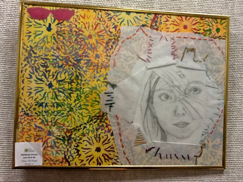 Middlesex County Arts High School & Arts Middle School January Display