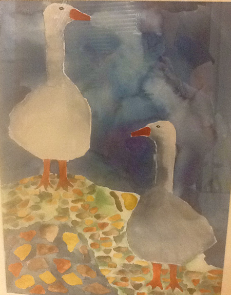 Judith Rosenstein painting