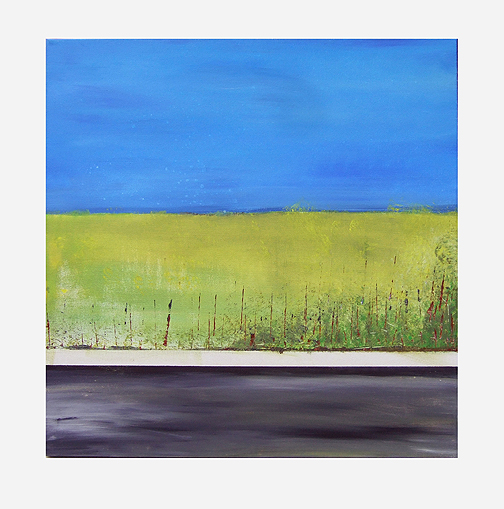 Landscape Painting by Lisa Cameron