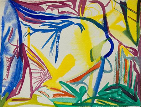 masthope by Miriam Lefkowitz
