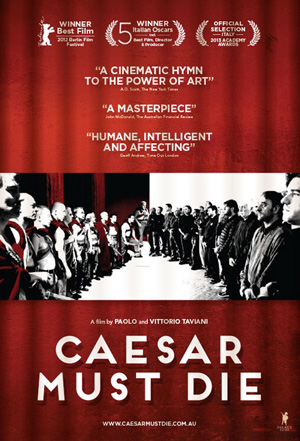 Caesar Must Die film