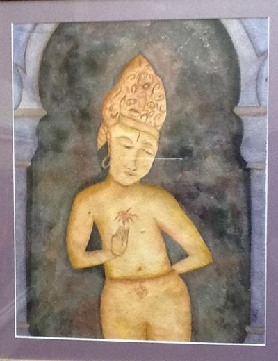 Jayant Shroff painting