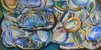painting by Amita Shukla