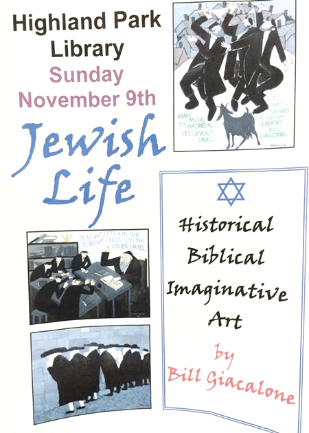 Jewish Life by William Giacalone