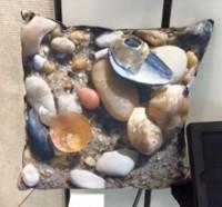 Judy Weinberg photo pillow