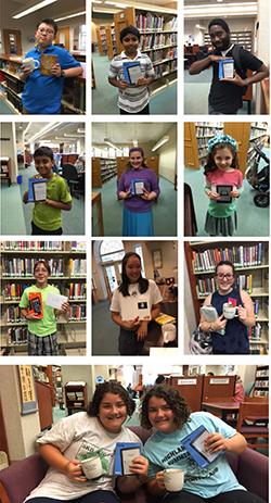 summer reading winners