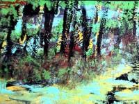 Bo Jordan painting