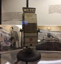 WCTC memorabilia