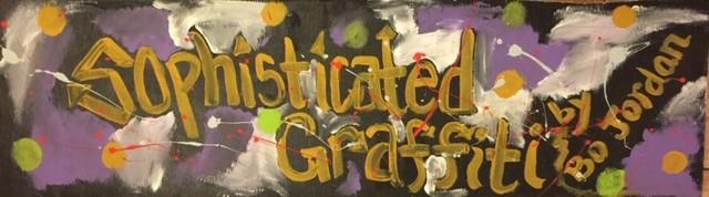 Sophisticated Graffit by Bo Jordan