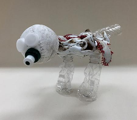 sculpture by student of Sarah Grunstein