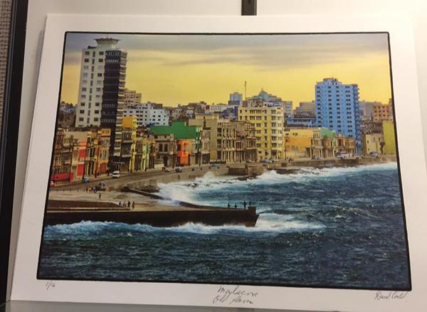 Cuba by David Antebi