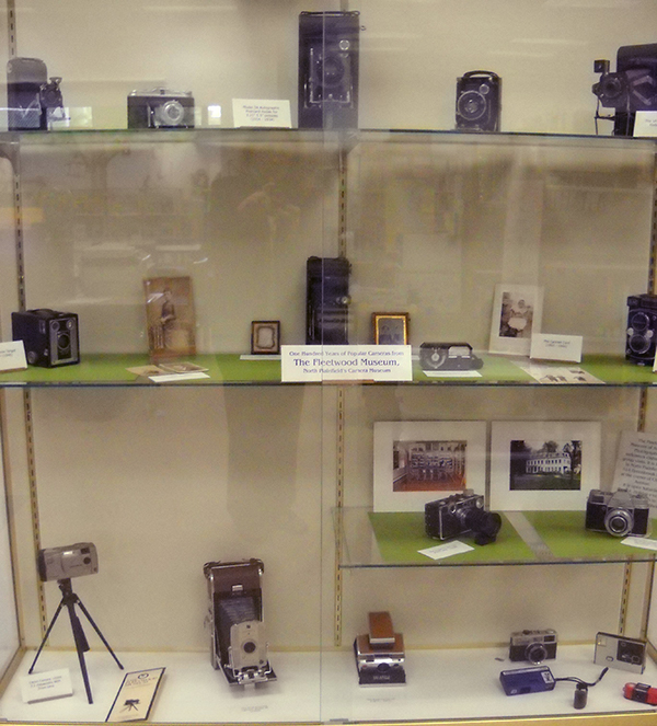100 years of cameras