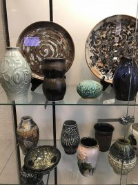 Michael Brailove pottery