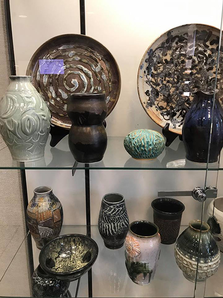 Michael Brailove pottery