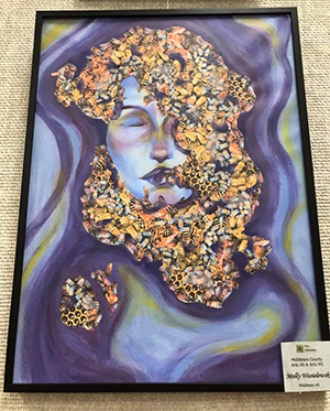 middlesex county arts high school exhibit