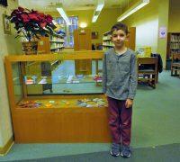 Origami display