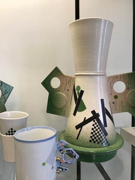 Marion Munk, ceramics