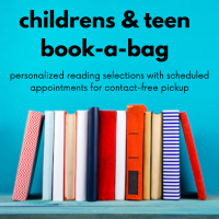 Links to form to request librarian-selected childrens or teen materials