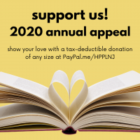 Support the library through the 2020 Annual Appeal