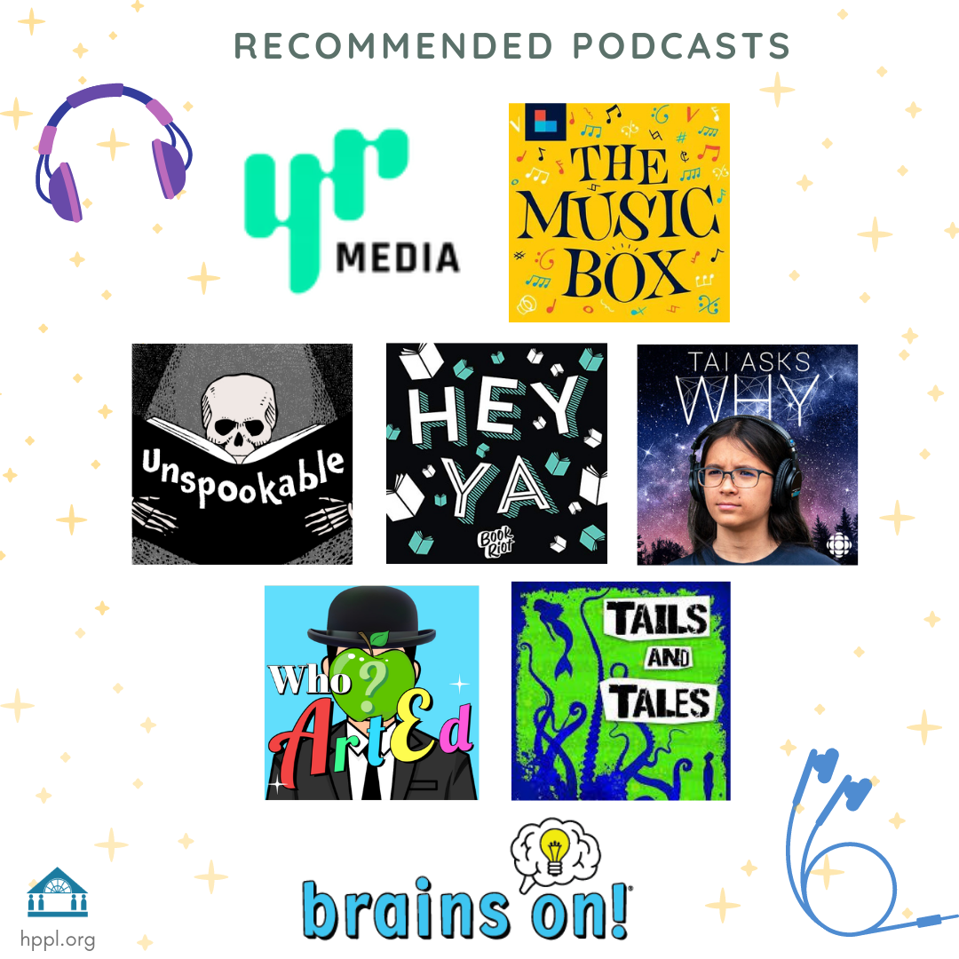 Recommended Posdcasts